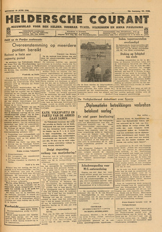 Heldersche Courant 1946-06-18