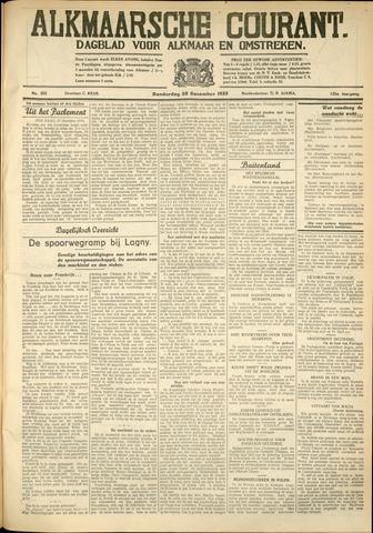 Alkmaarsche Courant 1933-12-28