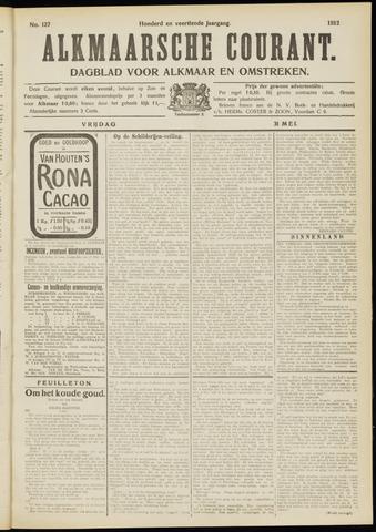 Alkmaarsche Courant 1912-05-31