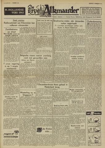 De Vrije Alkmaarder 1950-02-21