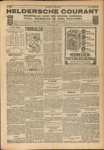 Heldersche Courant 1929-06-01