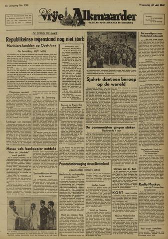 De Vrije Alkmaarder 1947-07-23
