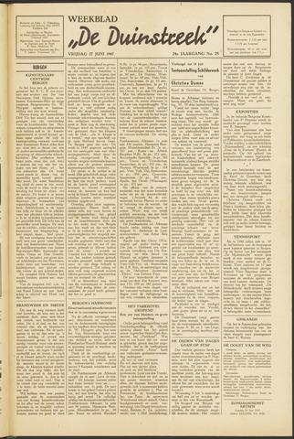 De Duinstreek 1947-06-27