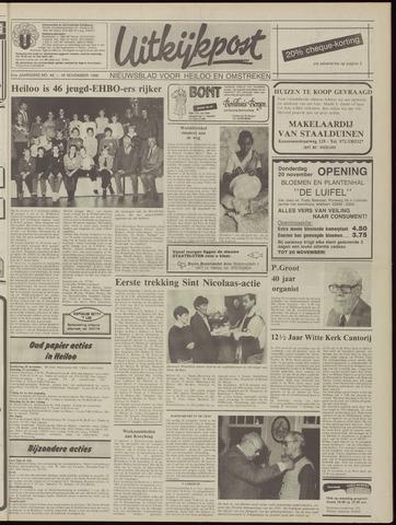 Uitkijkpost : nieuwsblad voor Heiloo e.o. 1986-11-19
