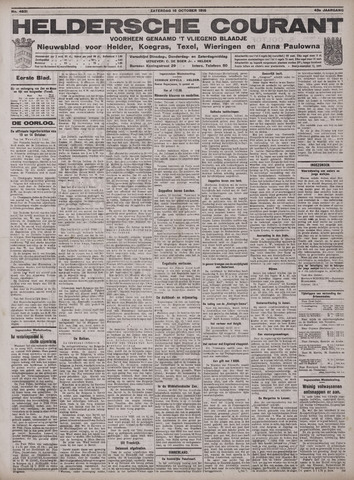 Heldersche Courant 1915-10-16