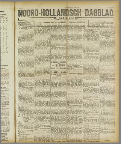Ons Blad : katholiek nieuwsblad voor N-H 1921-04-27
