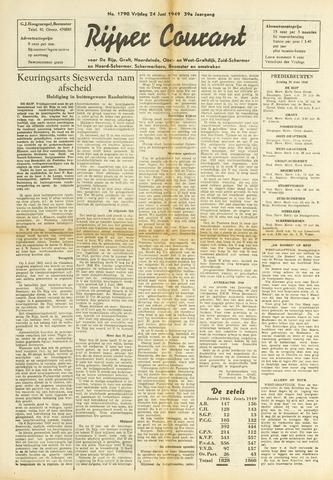 Rijper Courant 1949-06-24