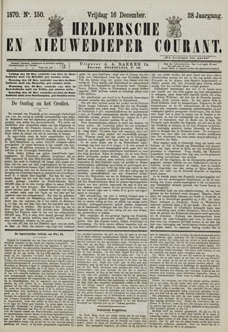Heldersche en Nieuwedieper Courant 1870-12-16