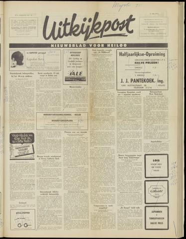 Uitkijkpost : nieuwsblad voor Heiloo e.o. 1972-07-12