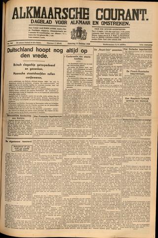 Alkmaarsche Courant 1939-10-14