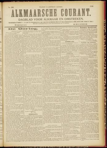 Alkmaarsche Courant 1916-12-20