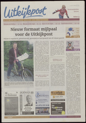 Uitkijkpost : nieuwsblad voor Heiloo e.o. 2005-09-14