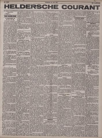 Heldersche Courant 1917-07-24