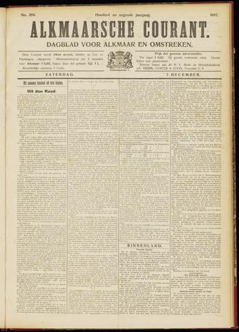 Alkmaarsche Courant 1907-12-07