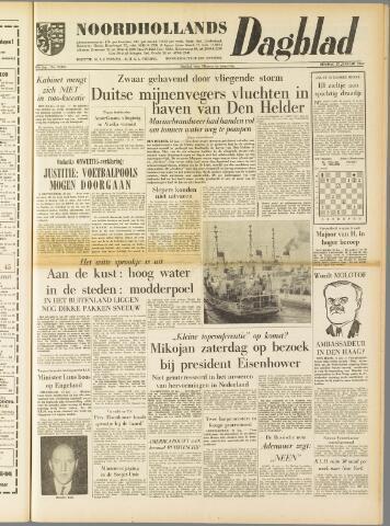 Noordhollands Dagblad : dagblad voor Alkmaar en omgeving 1959-01-13