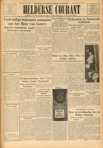 Heldersche Courant 1954-05-03