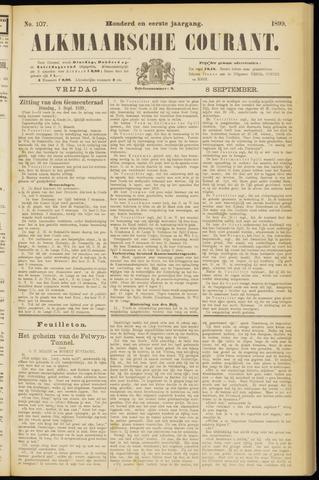 Alkmaarsche Courant 1899-09-08