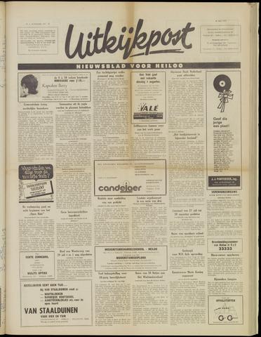 Uitkijkpost : nieuwsblad voor Heiloo e.o. 1972-07-26