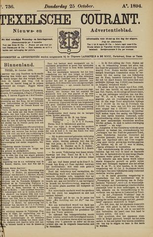 Texelsche Courant 1894-10-25