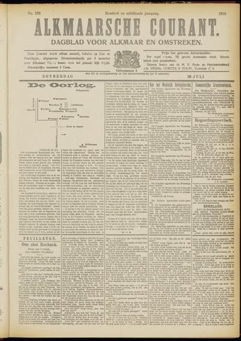 Alkmaarsche Courant 1916-07-20