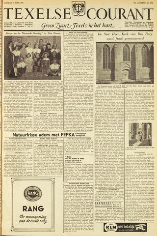Texelsche Courant 1953-04-25