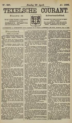 Texelsche Courant 1896-04-26