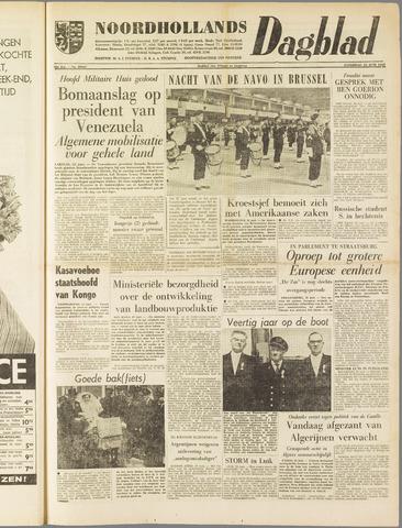 Noordhollands Dagblad : dagblad voor Alkmaar en omgeving 1960-06-25