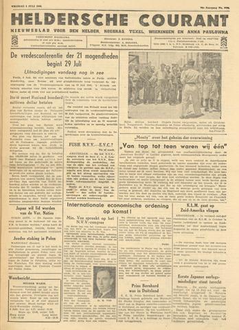 Heldersche Courant 1946-07-05