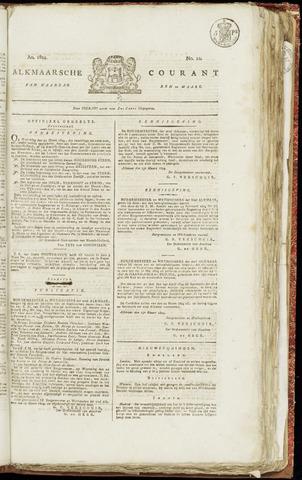 Alkmaarsche Courant 1824-03-22