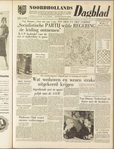 Noordhollands Dagblad : dagblad voor Alkmaar en omgeving 1958-12-13