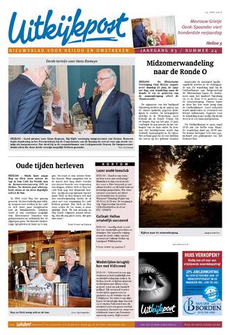 Uitkijkpost : nieuwsblad voor Heiloo e.o. 2017-06-14
