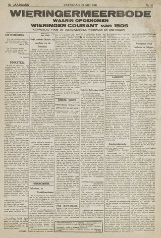 Wieringermeerbode 1942-05-23