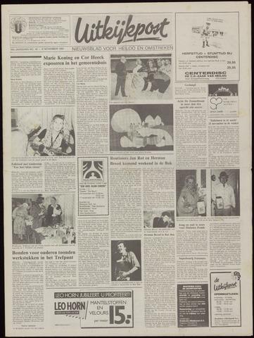 Uitkijkpost : nieuwsblad voor Heiloo e.o. 1991-11-06