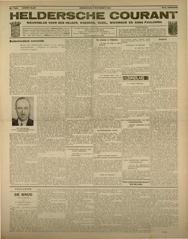 Heldersche Courant 1933-11-02