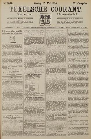 Texelsche Courant 1910-05-15