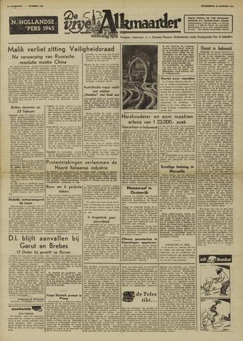 De Vrije Alkmaarder 1950-01-12