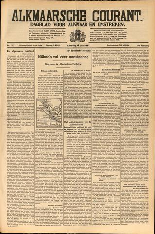 Alkmaarsche Courant 1937-06-19