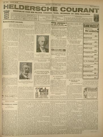 Heldersche Courant 1933-10-03