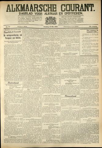 Alkmaarsche Courant 1933-05-12