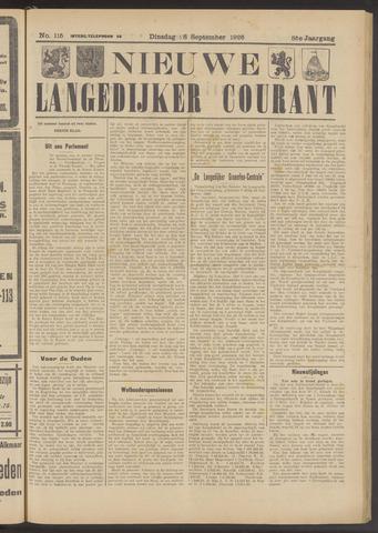Nieuwe Langedijker Courant 1926-09-28