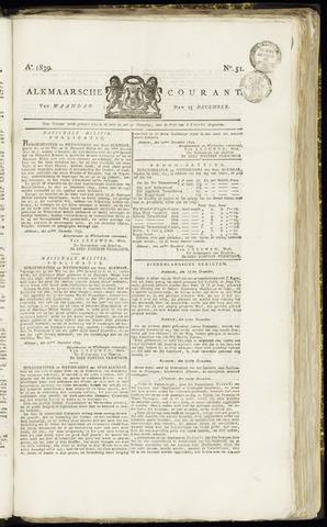 Alkmaarsche Courant 1839-12-23