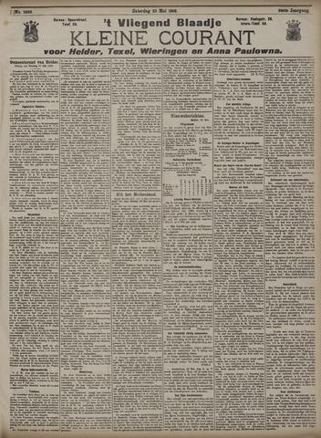 Vliegend blaadje : nieuws- en advertentiebode voor Den Helder 1908-05-23