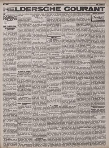 Heldersche Courant 1916-11-07
