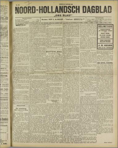 Ons Blad : katholiek nieuwsblad voor N-H 1922-01-27