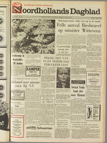 Noordhollands Dagblad : dagblad voor Alkmaar en omgeving 1969-02-07