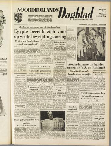 Noordhollands Dagblad : dagblad voor Alkmaar en omgeving 1953-10-06