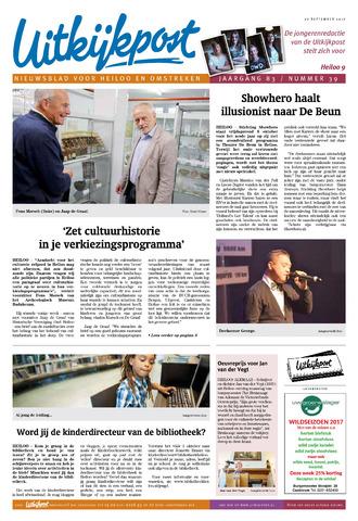 Uitkijkpost : nieuwsblad voor Heiloo e.o. 2017-09-27