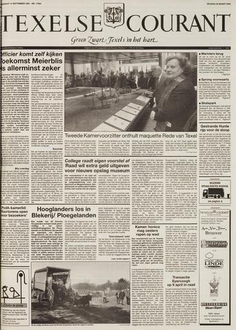 Texelsche Courant 2002-03-22