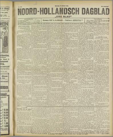 Ons Blad : katholiek nieuwsblad voor N-H 1922-10-16