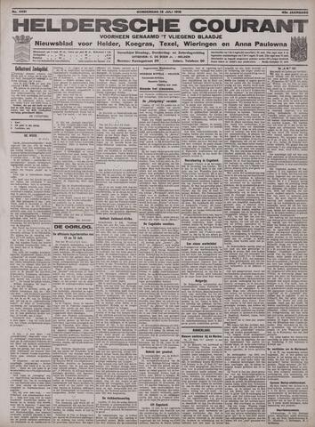 Heldersche Courant 1915-07-15